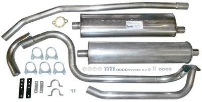 Ferrita Exhaust System Volvo PV 544 Sport B18 1962-66