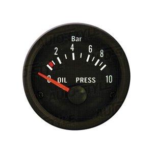 Oil Pressure Gauge Analog