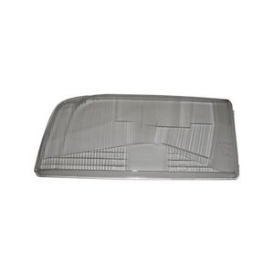 Headlamp Glass Left Volvo 850  1991-93
